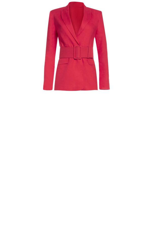 SS20 Saranthia linen blazer