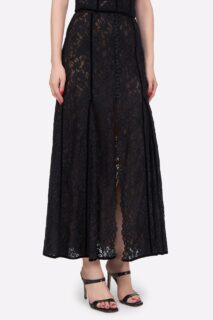 Carina PR2114 & Nika PR2115 Black Corded Lace Bustier and skirt